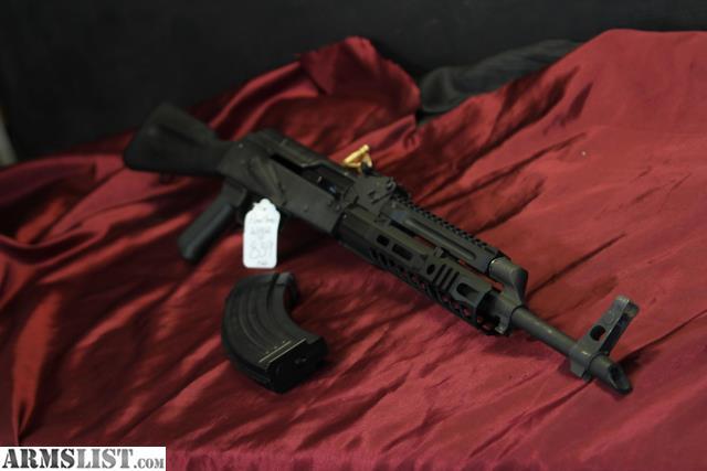 ARMSLIST - For Sale: USED Romarms WASR 10 Cugir 7 62x39mm Semi Auto