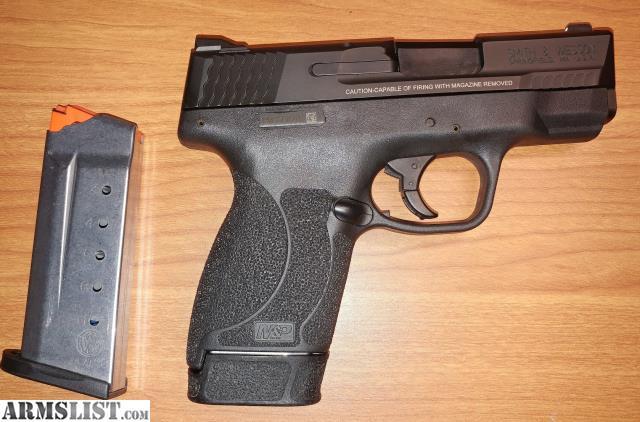 ARMSLIST - For Sale: Smith & Wesson M&P 45 Shield