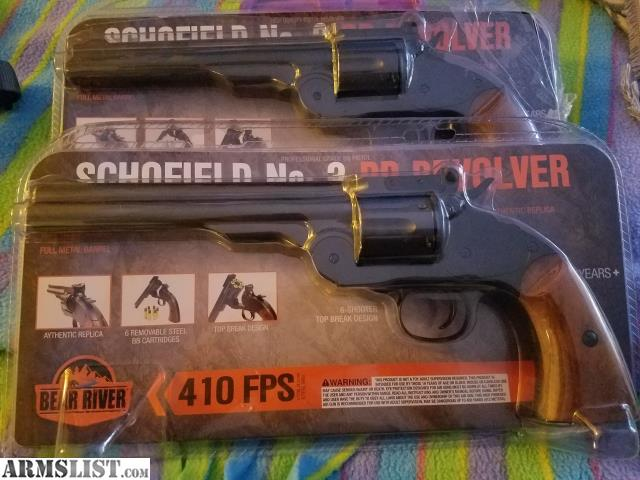 Schofield Buy Sell Trade >> Armslist For Sale Trade Schofield No 3 Bb Revolver