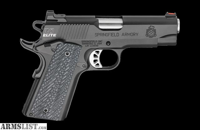 ARMSLIST - For Sale: Springfield Armory 1911 Range Officer
