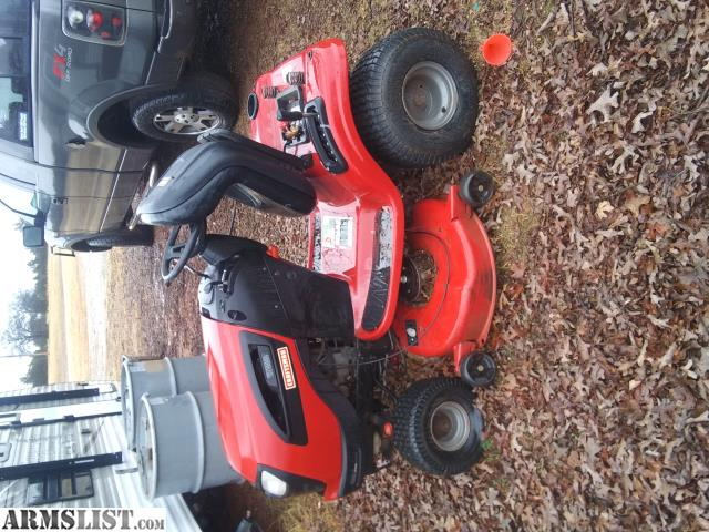 ARMSLIST - For Sale/Trade: Craftsman YT3000 mower