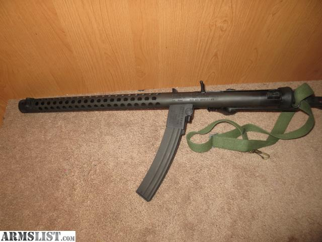 ARMSLIST - For Sale: Sterling Type 2 9mm Century Arms