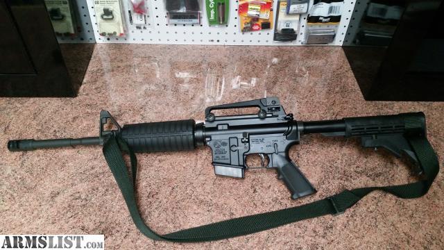 ARMSLIST For Sale Trade Colt Match Target M4 Carbine