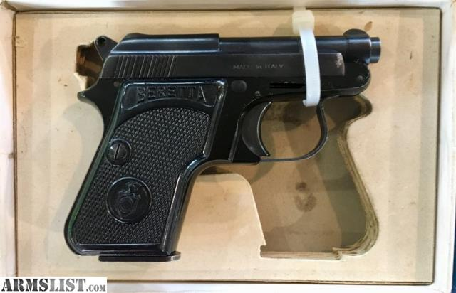 ARMSLIST - For Sale: 1955 BERETTA 950 MINX  22short