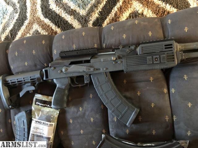 Century arms Ak 47 Owners manual