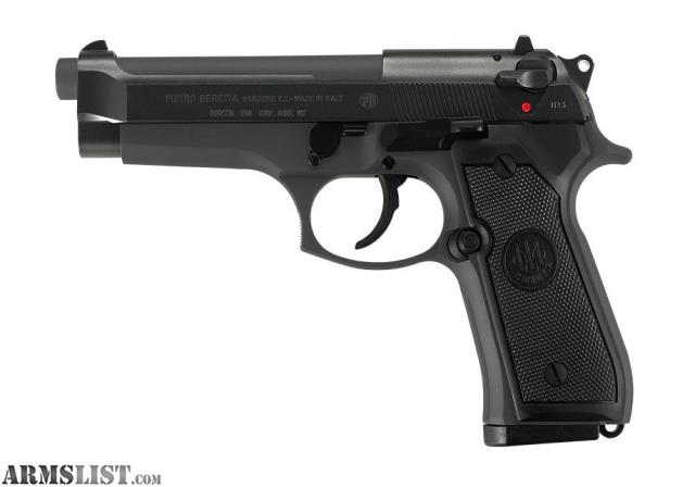 ARMSLIST - For Sale: Beretta 92FS 9mm, 4 9