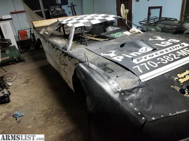 ARMSLIST - For Sale/Trade: DIRT RACE CAR CHASSIS