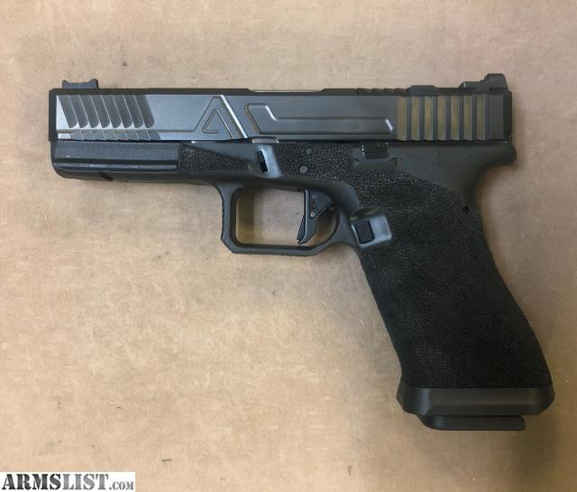 ARMSLIST - For Sale: Agency Arms Glock 17 G3 Hybrid