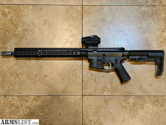 ARMSLIST - For Sale: 2A Armament Balios-Lite 5 56 Only 5lbs!