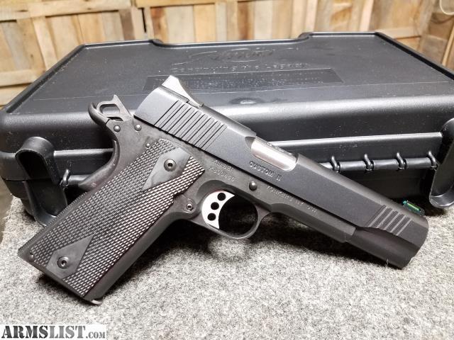 ARMSLIST - For Sale: Kimber 1911 Custom II  45acp SHOT SHOW