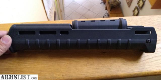 ARMSLIST - For Sale: Magpul Zhukov handguard black