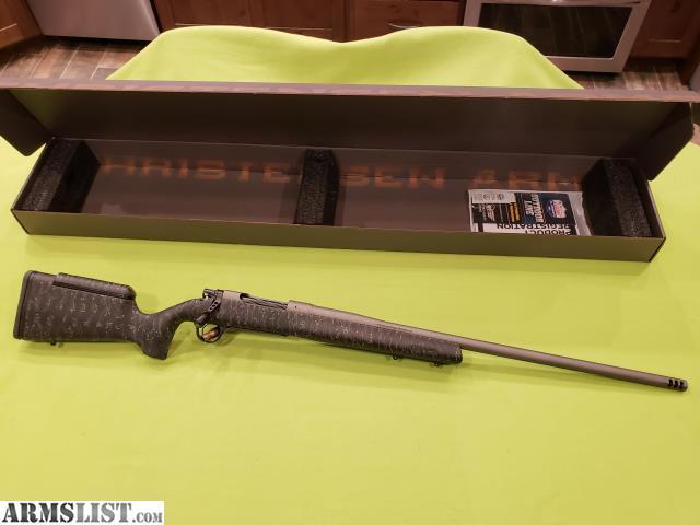 ARMSLIST - For Sale: Christensen Arms Mesa Long Range 28 Nosler