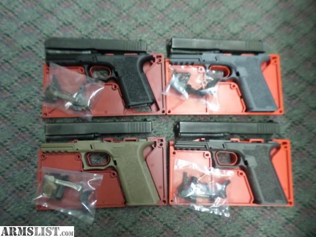 Complete Ghost Gun Kits