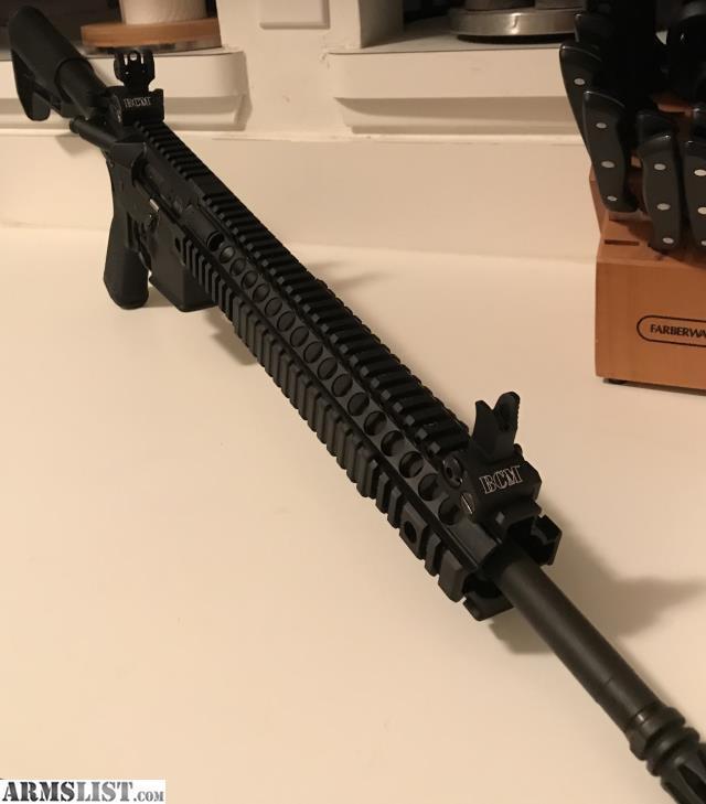 armslist  trade  bcm recce