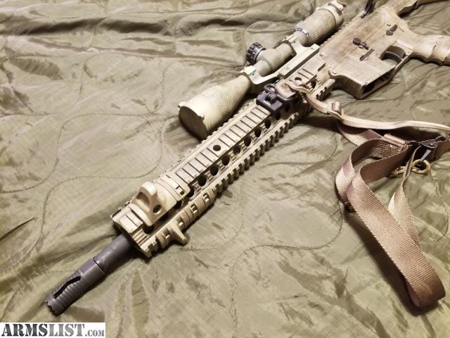 Armslist For Sale Tactical Rifle W Extras