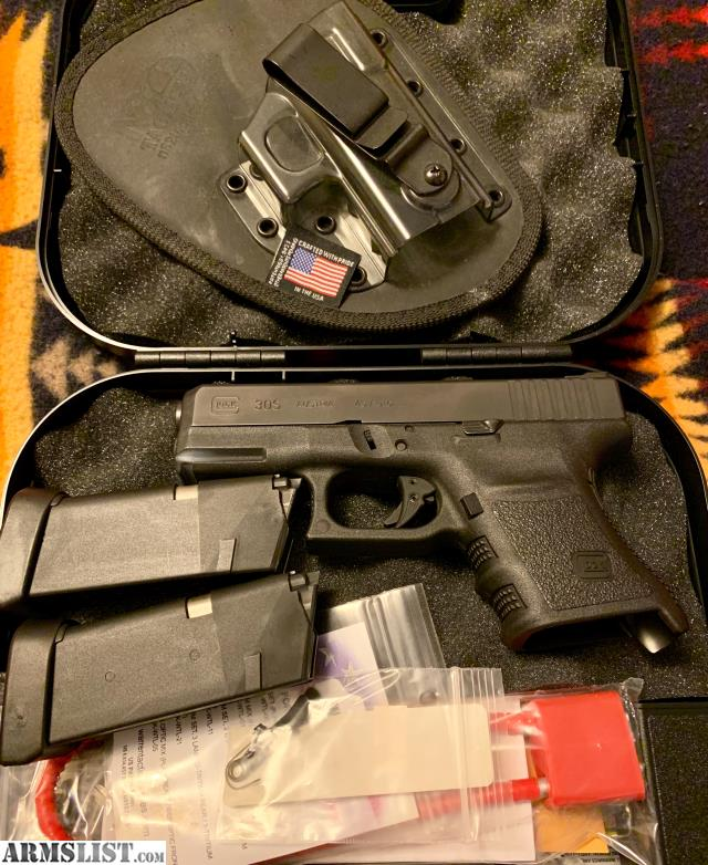 ARMSLIST - For Sale: Glock 30S