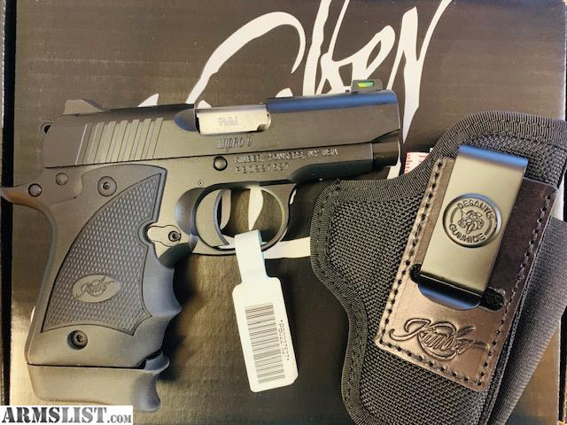 ARMSLIST - For Sale: KIMBER MICRO 9 SPECIAL WITH HOLSTER 2019 PAWN
