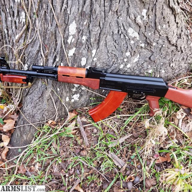 ARMSLIST - For Sale/Trade: Arsenal SAM7R with Bulgarian