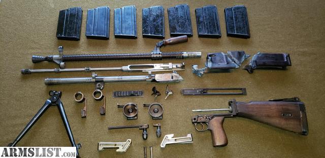 ARMSLIST - For Sale: ZB 26 Light Machine Gun Parts Kit