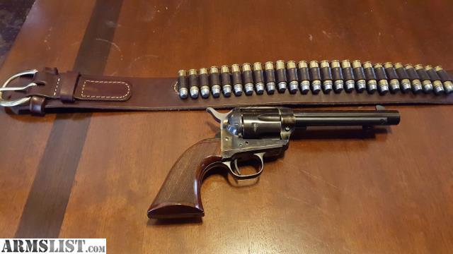 ARMSLIST - For Sale: Cimarron Firearms Evil Roy Competition Model