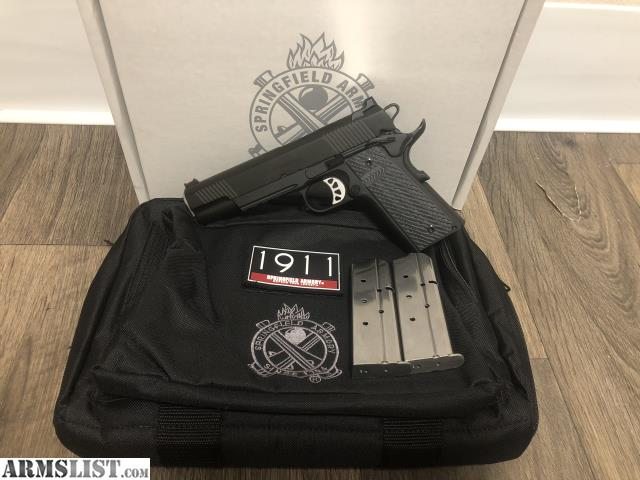 ARMSLIST - For Sale: Springfield Armory Range Officer Elite