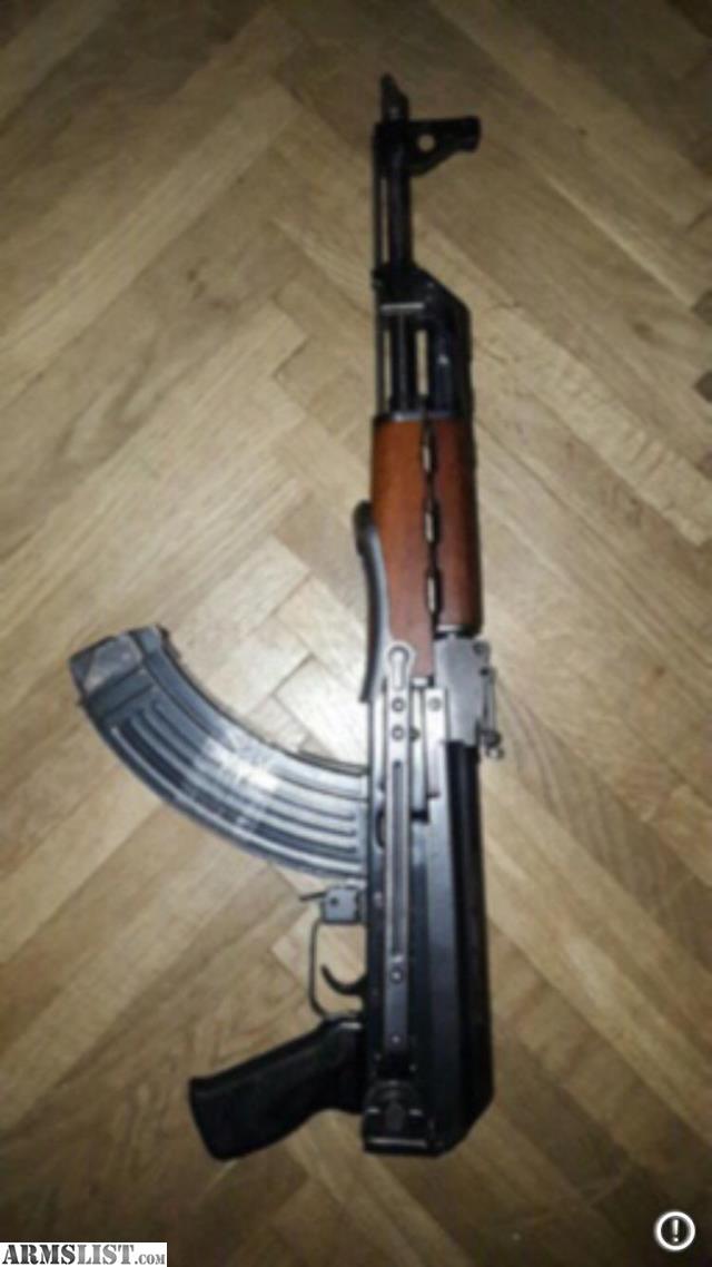 ARMSLIST - For Sale: Ak 47 Yugo M70 AB2