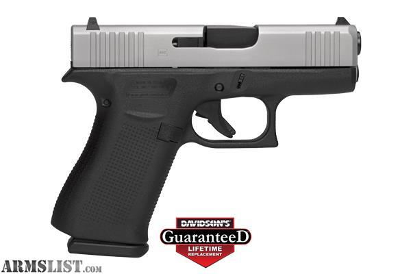 Armslist For Sale Glock 43x 9mm 10 Rounds New In Box