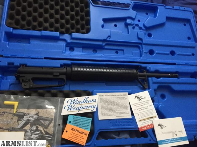 ARMSLIST - For Sale: Rock River Windham Weaponry A2 Upper
