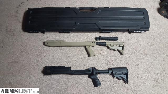 ARMSLIST - For Sale: Ruger Tactical stocks mini 14
