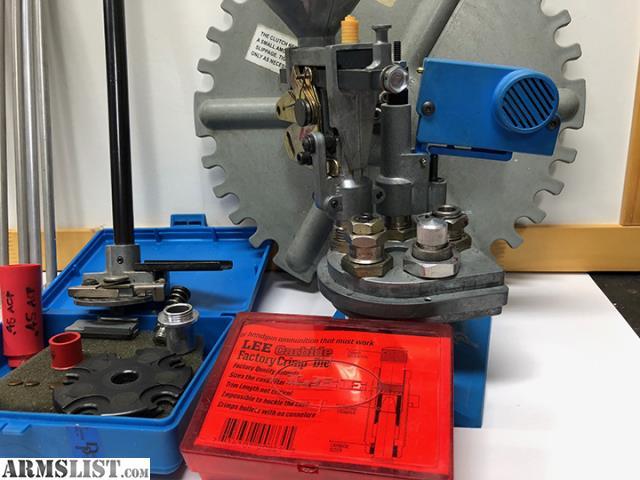 ARMSLIST - For Sale: Dillon XL650 45 acp Conversion Kit