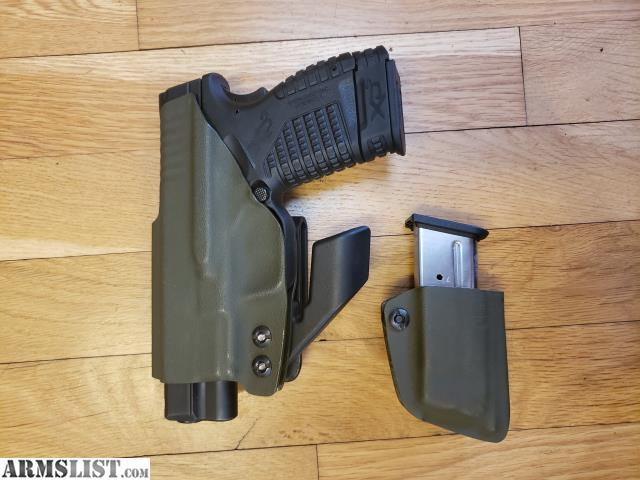 ARMSLIST - For Sale: Springfield XDS 9mm