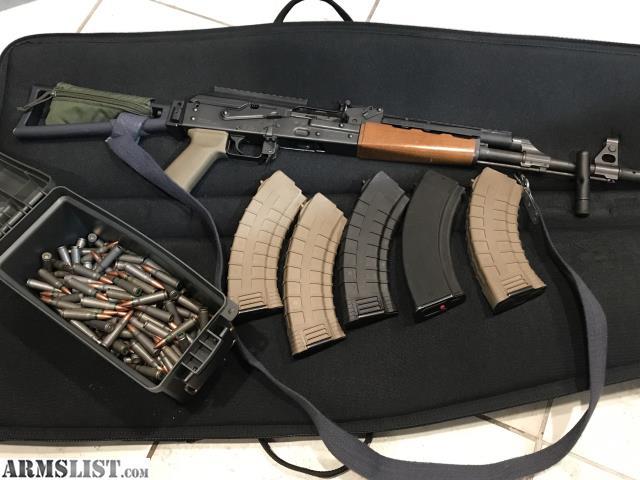 ARMSLIST - For Sale: Yugo Side folding AK