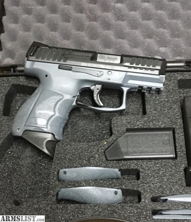 For Sale: HK VP9SK 9mm
