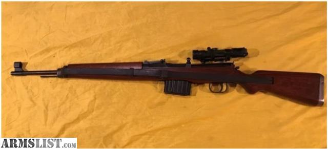 ARMSLIST - For Sale: WW2 G43 Sniper  All matching