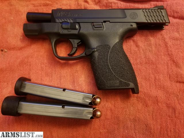 ARMSLIST - For Trade: Smith & Wesson M&P 45 Shield