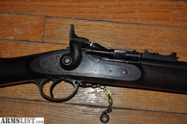 ARMSLIST - For Sale: For Sale: Snider Enfield Cadet Mark II* Carbine