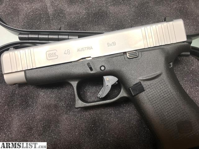ARMSLIST - For Sale: Glock 48 - 43x In stock