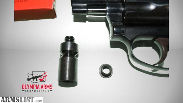 ARMSLIST - For Sale: FRANKINCENSE HW 88 SUPER AIR REVOLVER Blank and