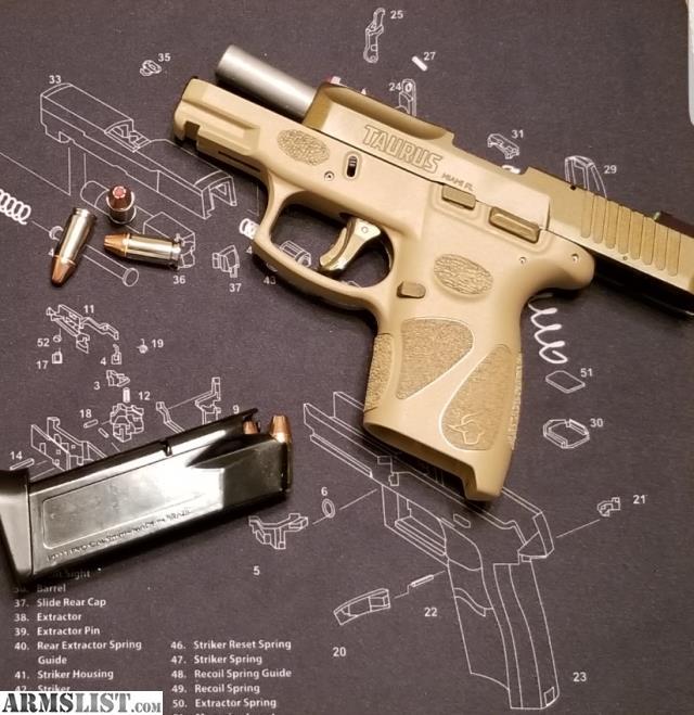 ARMSLIST - For Sale/Trade: Taurus G2C
