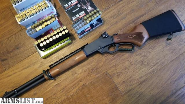 Armslist For Sale Marlin 336 Scout Setup
