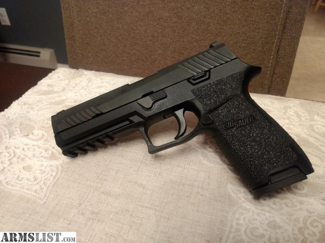 ARMSLIST - For Sale: Full size Sig P320 with holsters *sale pending*