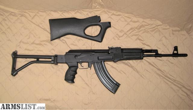 ARMSLIST - For Sale: Arsenal SLR 95 AK-47