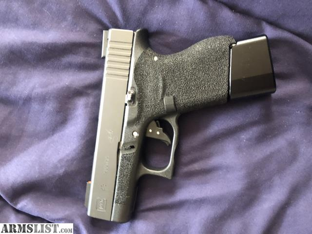 ARMSLIST - For Trade: Modded glock 43