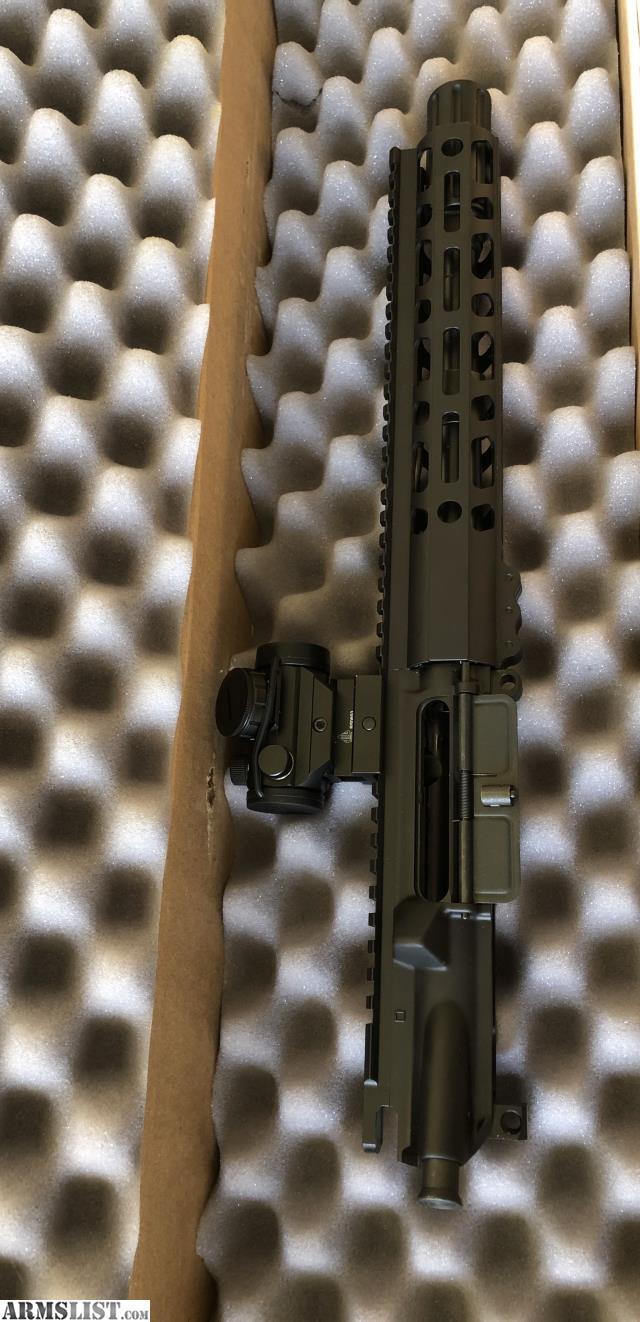ARMSLIST - For Sale:  300 Blackout Upper with 2A Armament Rail