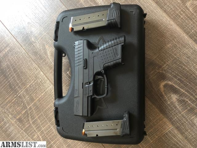 ARMSLIST - For Sale: Walther PPS Gen1 w/Crossbreed Holster