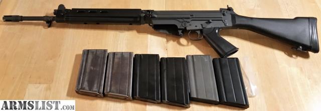 ARMSLIST - For Sale: DS Arms FAL 18