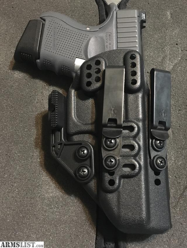 ARMSLIST - For Sale: 2 for 1, Glock 19/23/26/27, olight mini