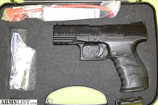 ARMSLIST - For Sale: Walther PPQ 22 LR