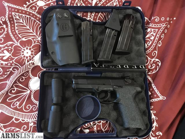 ARMSLIST - For Sale: Beretta PX4 Storm 9mm,