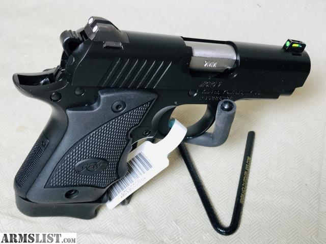 ARMSLIST - For Sale: New Kimber Micro 9 SHOT Show Edition 2 mags
